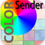 Hue color sender colorpicker pautex